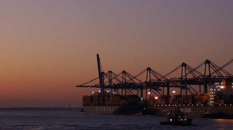 Antwerp port of call hero