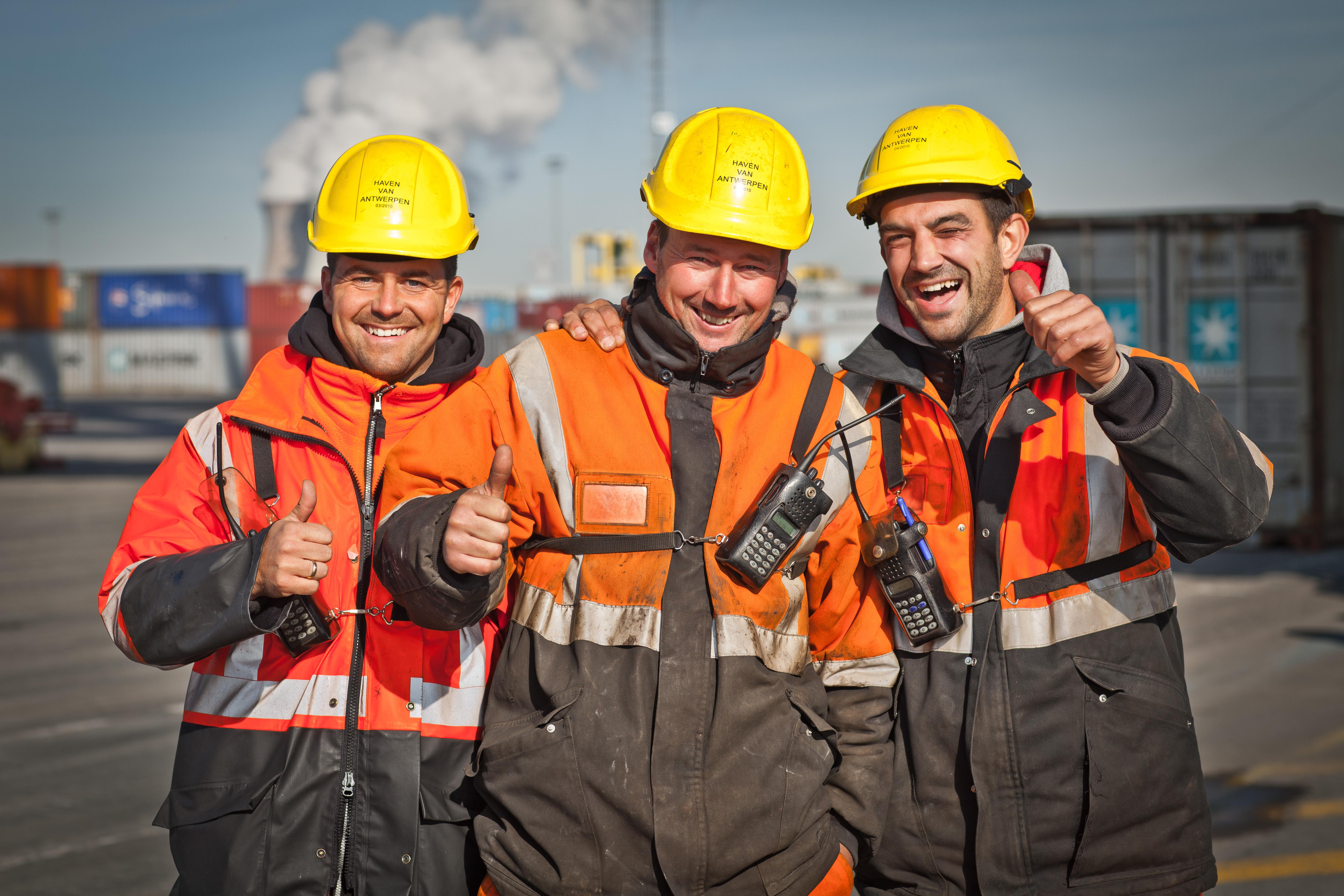 Werken bij PSA Antwerpen, containerbehandelaar in de Haven van Antwerpen