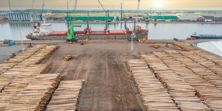 Psa Antwerp Containerbehandelaar